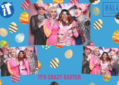 Dragqueen photobooth
