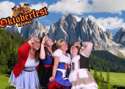 Greenscreen bergen oktoberfest apres ski