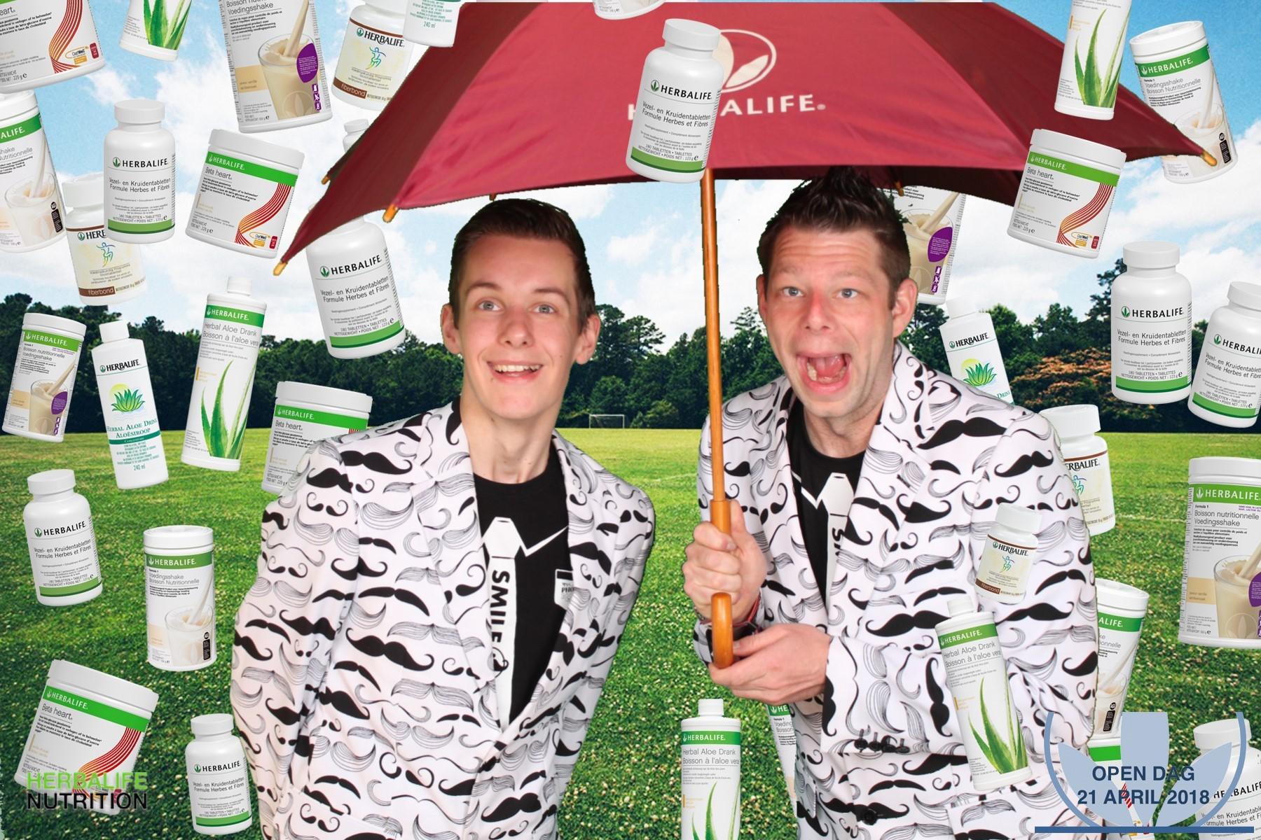 Greenscreen marketing open dag