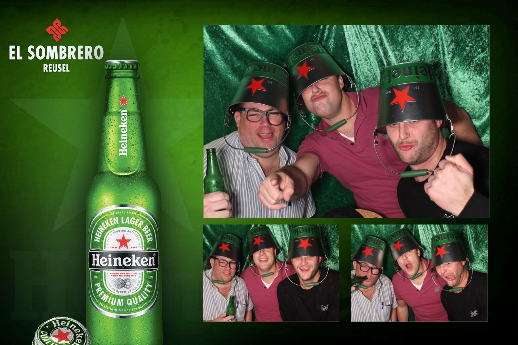 Heineken fotobooth