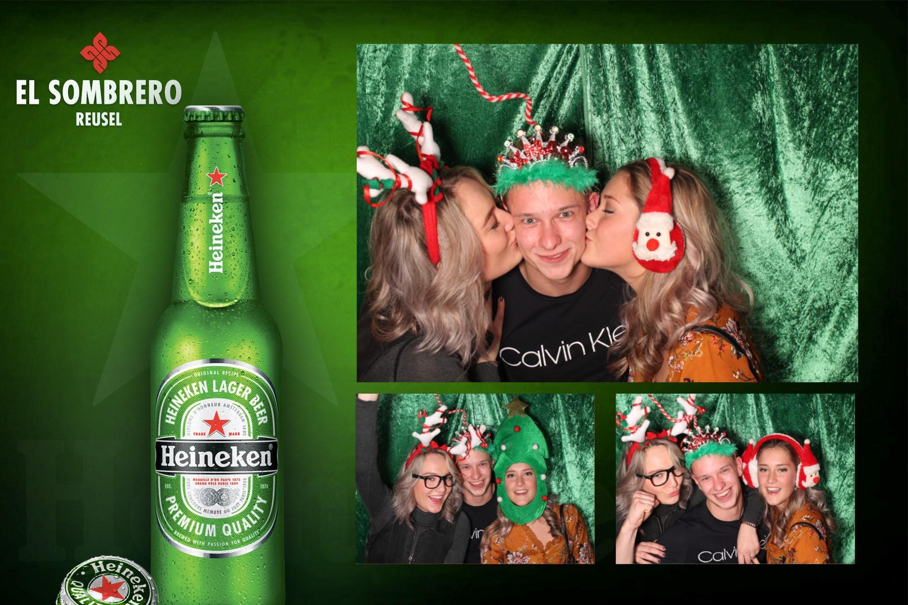 Heineken photobooth