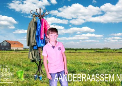 Marketing greenscreen activatie
