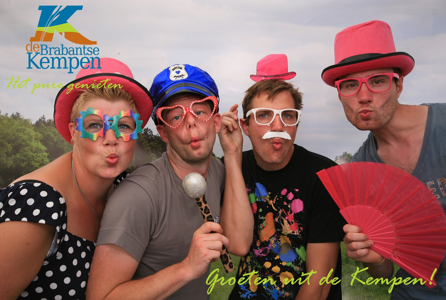 Photo booth festival