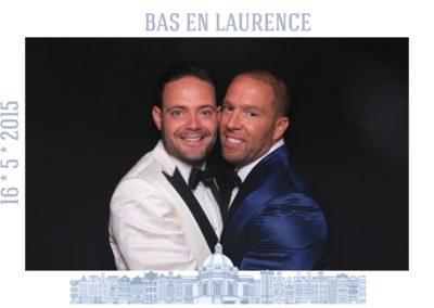 Photobooth bruiloft amsterdam