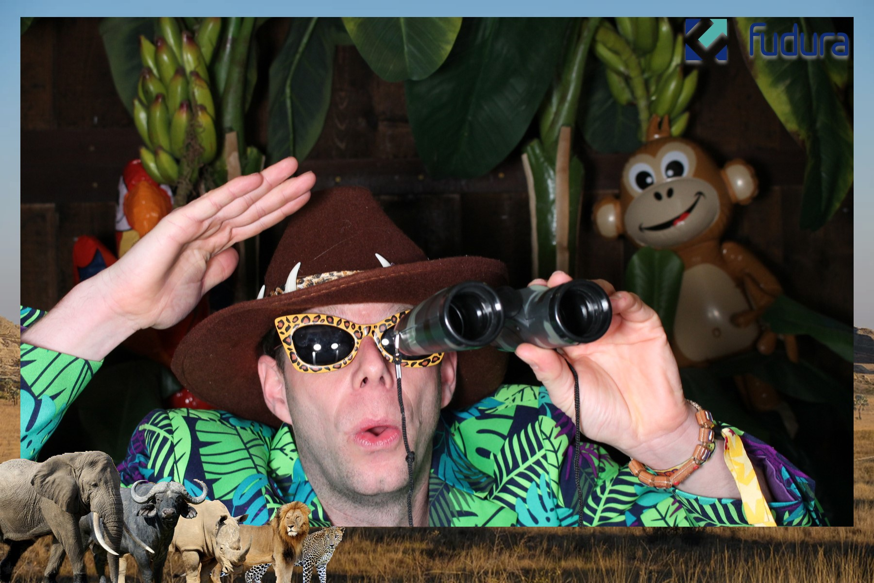 Safari photobooth