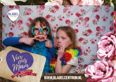 photo booth moederdag