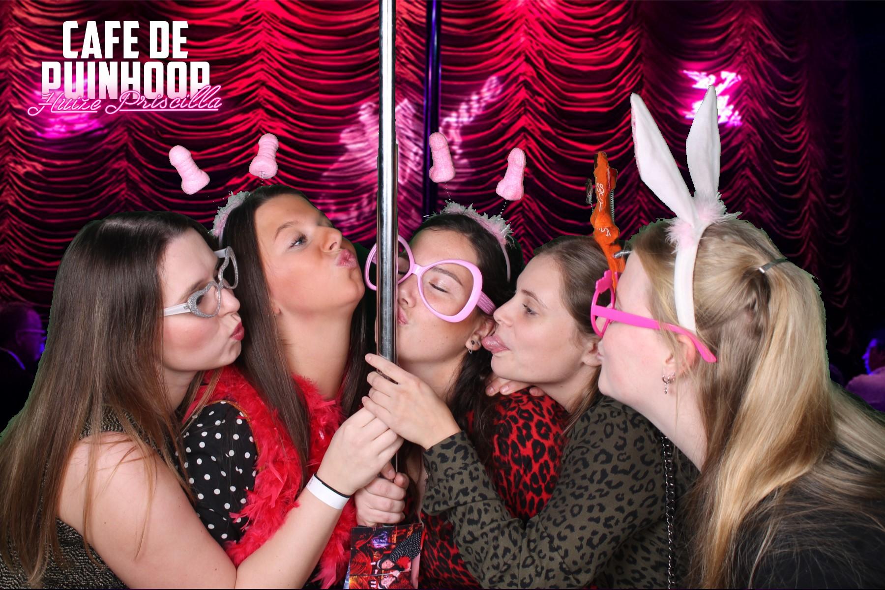 stripclub photobooth