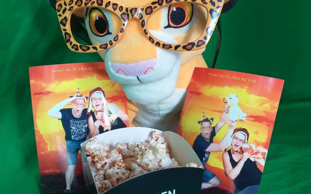 Vue Theaters promotietour The Lion King