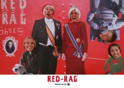 Red Rag winkel openingsactie Moergestel