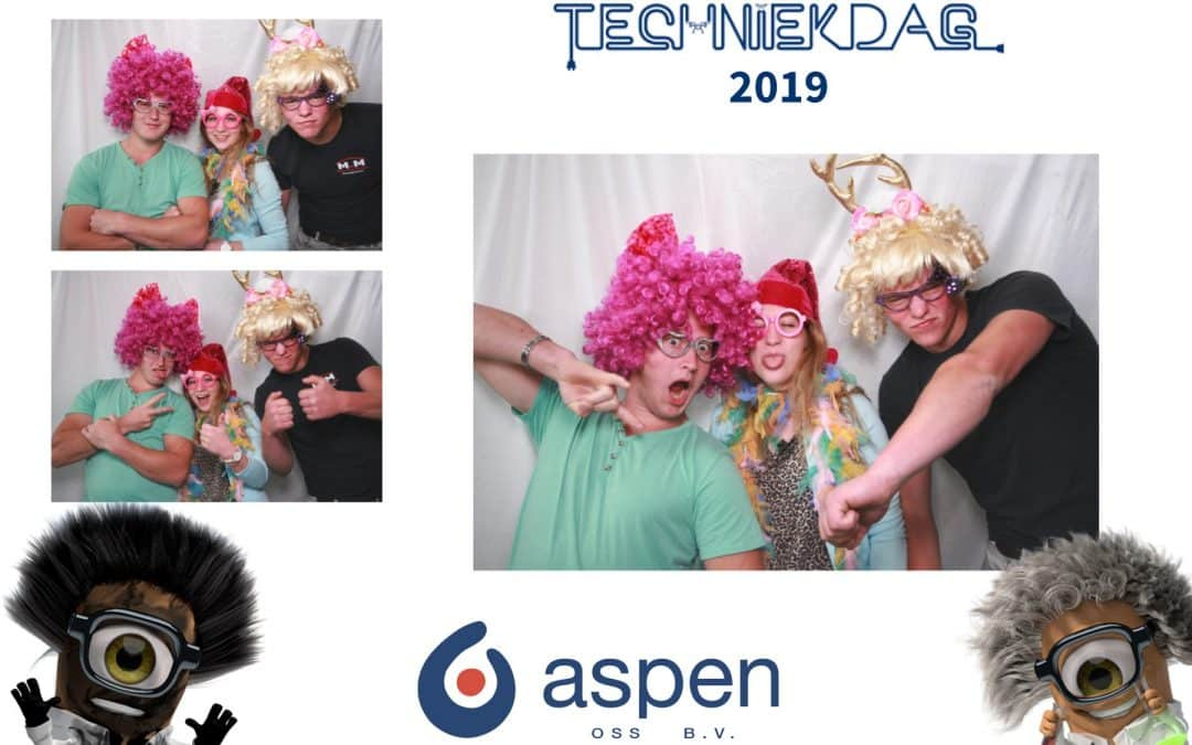 Kinder-techniekdag Aspen