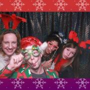 Kerst photobooth